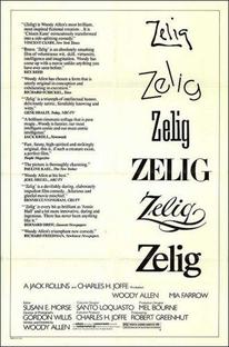 Zelig - Poster / Capa / Cartaz - Oficial 4