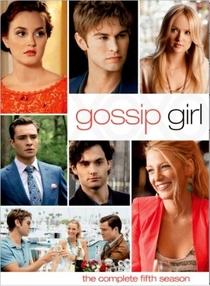 Gossip Girl: A Garota do Blog (5ª Temporada) - Poster / Capa / Cartaz - Oficial 1
