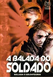 A Balada do Soldado  - Poster / Capa / Cartaz - Oficial 4