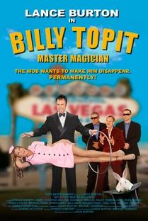 Billy Topit - Master Magician - Poster / Capa / Cartaz - Oficial 1