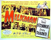 The Milkman - Poster / Capa / Cartaz - Oficial 1