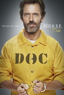 Dr. House (8ª Temporada) - Poster / Capa / Cartaz - Oficial 3