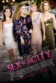 Sex and the City - O Filme - Poster / Capa / Cartaz - Oficial 1