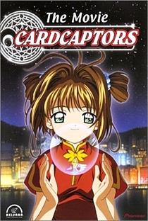 Sakura Card Captors 1: O Filme - Poster / Capa / Cartaz - Oficial 2