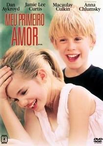 Meu Primeiro Amor - Poster / Capa / Cartaz - Oficial 1