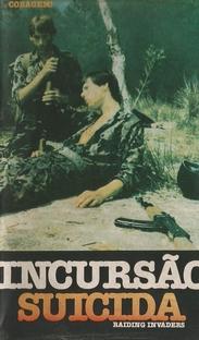 Incursão Suicida - Poster / Capa / Cartaz - Oficial 1