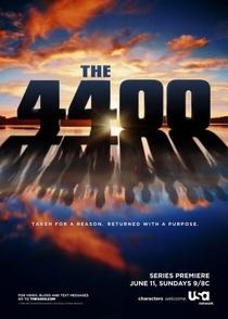 Os 4400 (1ª Temporada) - Poster / Capa / Cartaz - Oficial 1
