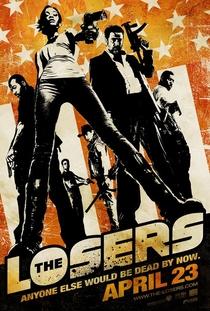 Os Perdedores - Poster / Capa / Cartaz - Oficial 1