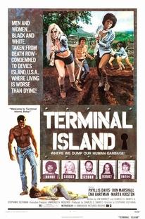 Terminal Island - Poster / Capa / Cartaz - Oficial 1