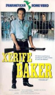 Xerife Baker - Poster / Capa / Cartaz - Oficial 1