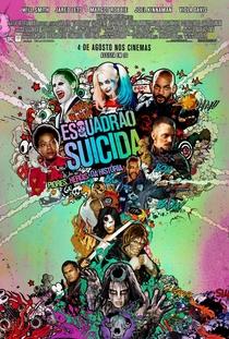 Esquadrão Suicida - Poster / Capa / Cartaz - Oficial 7