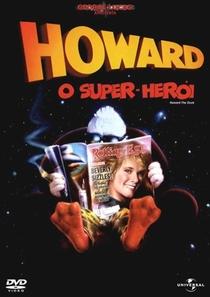 Howard - O Super-Herói - Poster / Capa / Cartaz - Oficial 3