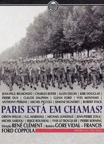 Paris Está em Chamas? - Poster / Capa / Cartaz - Oficial 3