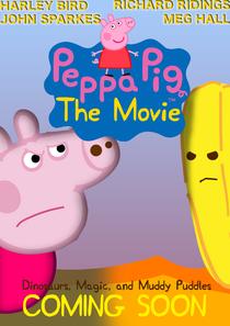 Porquinha Peppa: O Filme - Poster / Capa / Cartaz - Oficial 2