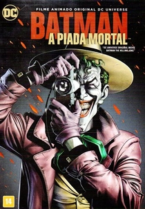 Batman: A Piada Mortal - Poster / Capa / Cartaz - Oficial 3