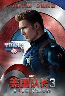 Capitão América: Guerra Civil - Poster / Capa / Cartaz - Oficial 31