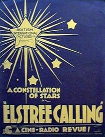 Elstree Calling - Poster / Capa / Cartaz - Oficial 1