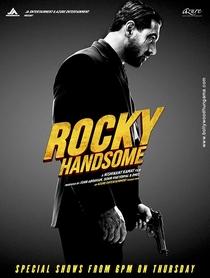 Rocky Handsome - Poster / Capa / Cartaz - Oficial 9