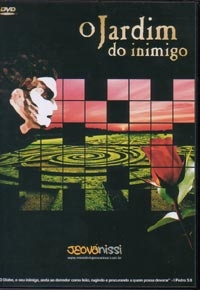 O Jardim do Inimigo - Poster / Capa / Cartaz - Oficial 1