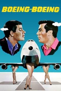 Boeing, Boeing - Poster / Capa / Cartaz - Oficial 9