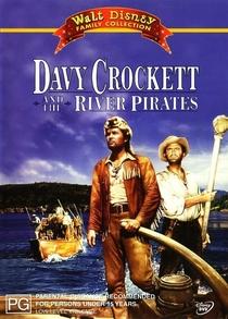 Davy Crockett e os Piratas do Rio - Poster / Capa / Cartaz - Oficial 1
