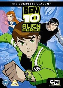 Ben 10: Força Alienígena (1ª Temporada) - Poster / Capa / Cartaz - Oficial 1