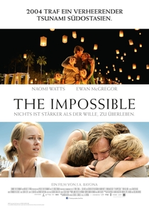 O Impossível - Poster / Capa / Cartaz - Oficial 11