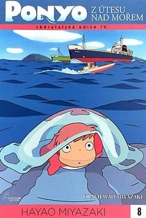 Ponyo: Uma Amizade que Veio do Mar - Poster / Capa / Cartaz - Oficial 32