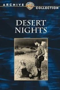 Noites do Deserto - Poster / Capa / Cartaz - Oficial 1