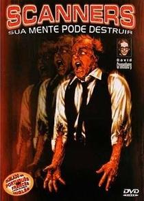 Scanners - Sua Mente Pode Destruir - Poster / Capa / Cartaz - Oficial 5