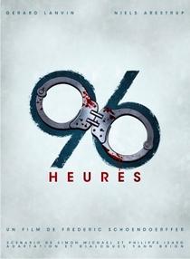 96 heures - Poster / Capa / Cartaz - Oficial 1
