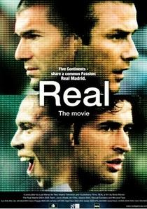 Real Madrid - O Filme - Poster / Capa / Cartaz - Oficial 1