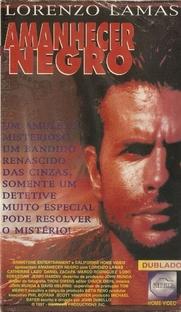 Amanhecer Negro - Poster / Capa / Cartaz - Oficial 1