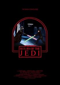 Star Wars: Episódio VI - O Retorno de Jedi - Poster / Capa / Cartaz - Oficial 10