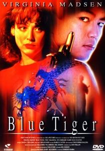 Blue Tiger - Desafiando a Yakuza - Poster / Capa / Cartaz - Oficial 1