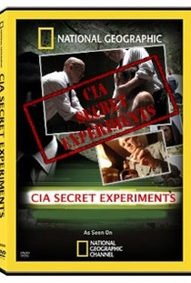 CIA Secret Experiments - Poster / Capa / Cartaz - Oficial 1