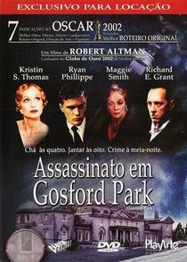 Assassinato em Gosford Park - Poster / Capa / Cartaz - Oficial 5