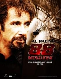 88 Minutos - Poster / Capa / Cartaz - Oficial 2