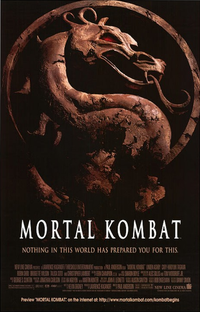 Mortal Kombat - Poster / Capa / Cartaz - Oficial 1