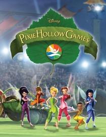 Tinker Bell: Jogos dos Refúgio das Fadas - Poster / Capa / Cartaz - Oficial 1