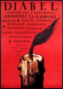 O Diabo - Poster / Capa / Cartaz - Oficial 1