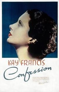 Confession - Poster / Capa / Cartaz - Oficial 1