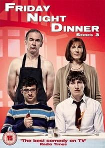 Friday Night Dinner (3ª Temporada) - Poster / Capa / Cartaz - Oficial 1
