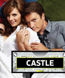 Castle (5ª Temporada) - Poster / Capa / Cartaz - Oficial 2