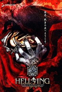 Hellsing I: Digest for Freaks - Poster / Capa / Cartaz - Oficial 1