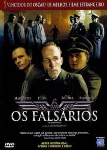 Os Falsários - Poster / Capa / Cartaz - Oficial 5