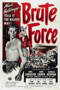 Brutalidade - Poster / Capa / Cartaz - Oficial 1