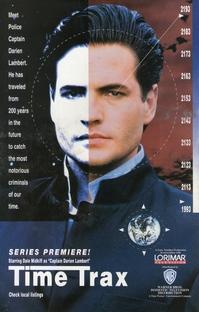 Time Trax (1ª Temporada) - Poster / Capa / Cartaz - Oficial 1