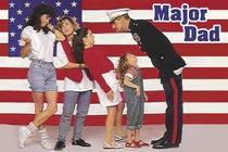 Major Dad - Poster / Capa / Cartaz - Oficial 2