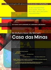Casa das Minas - Os Voduns Reais de São Luís - Poster / Capa / Cartaz - Oficial 1